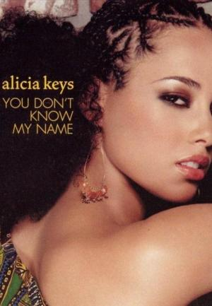 Alicia Keys: You Don't Know My Name (Vídeo musical)