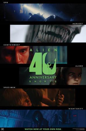 Alien: 40th Anniversary Shorts (TV Miniseries)