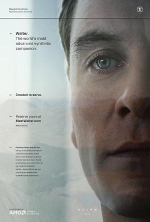 Alien: Covenant - Meet Walter (S)
