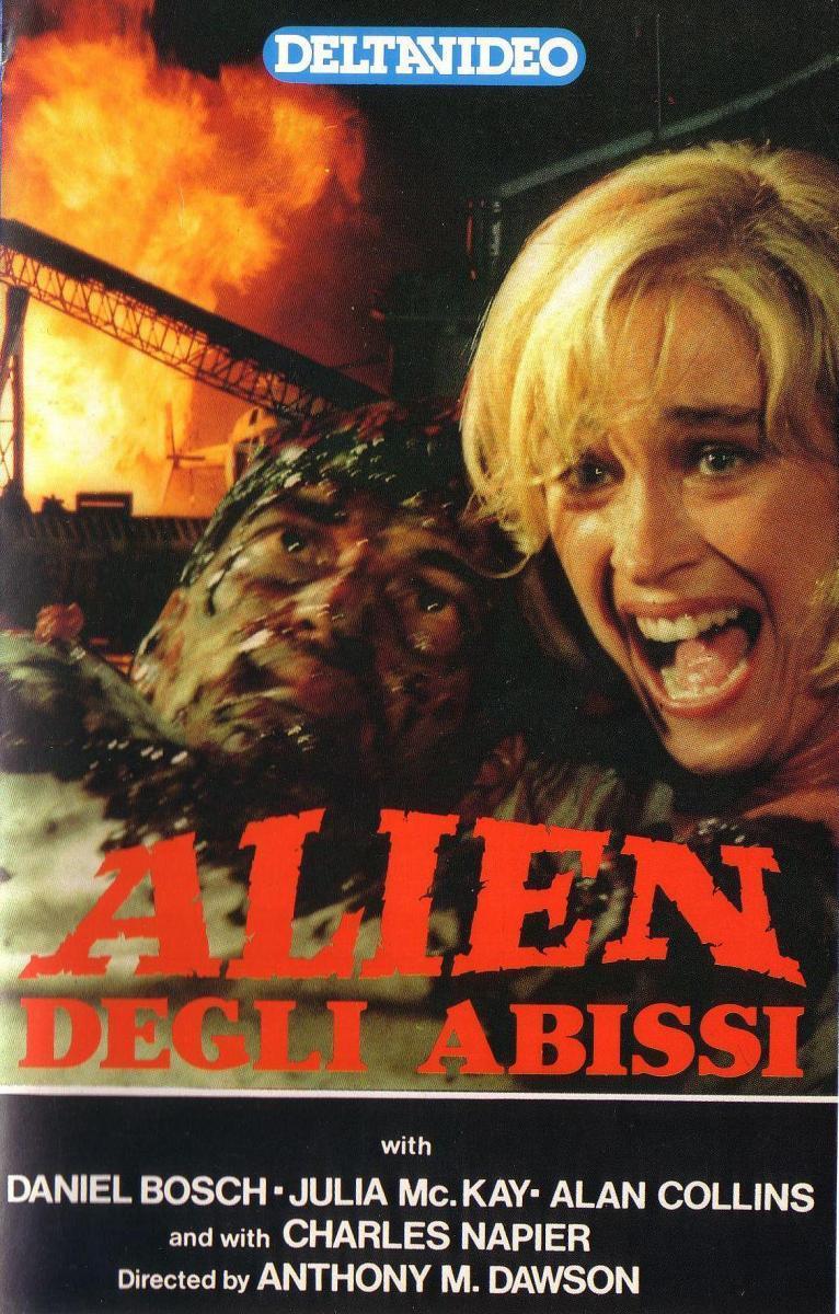Obcy z głębi / Alien degli abissi (1989)PL.DVDRip.XviD-NN / Lektor PL