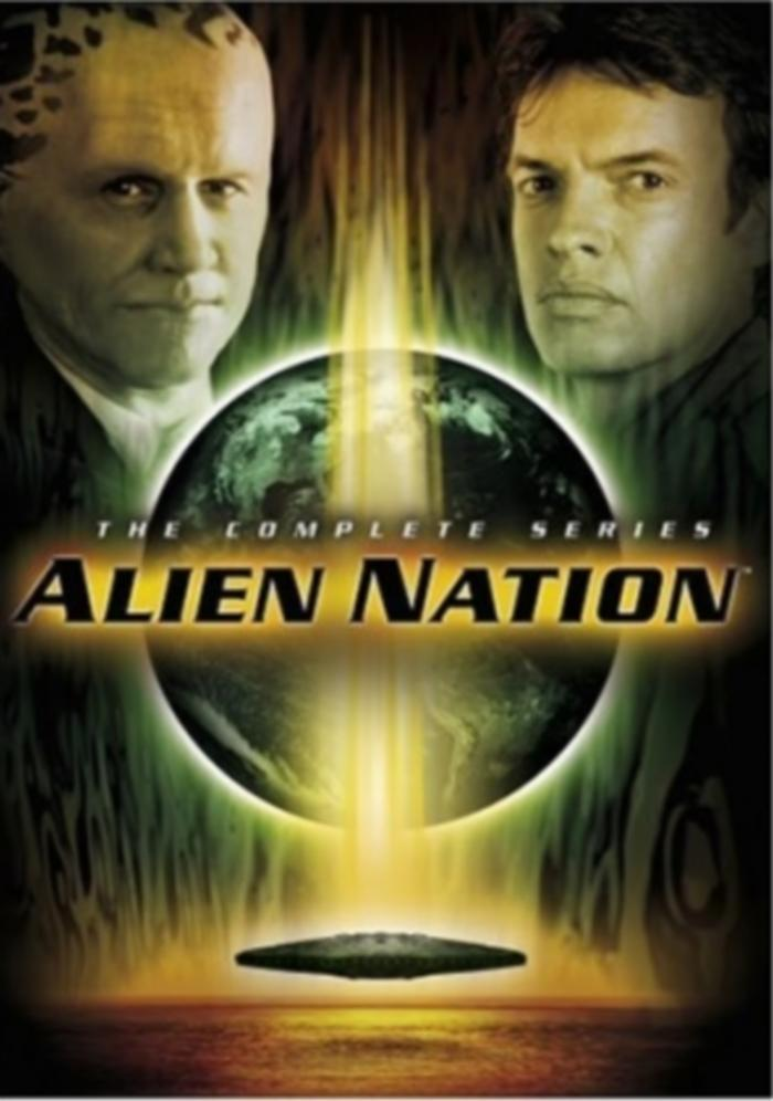 Alien Nation Tv Movies Dvd