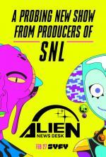 Alien News Desk (Serie de TV)