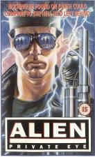 Alien Private Eye