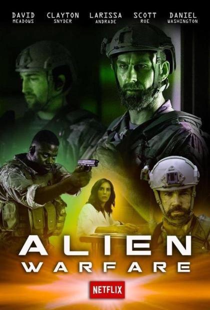 Alien Warfare (2019) WEBRip 1080p Latino – Ingles