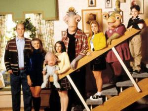 Aliens in the Family (Serie de TV)