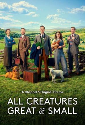 Todas las criaturas grandes y pequeñas (Miniserie de TV)