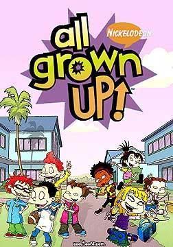 All Grown Up (Serie de TV)