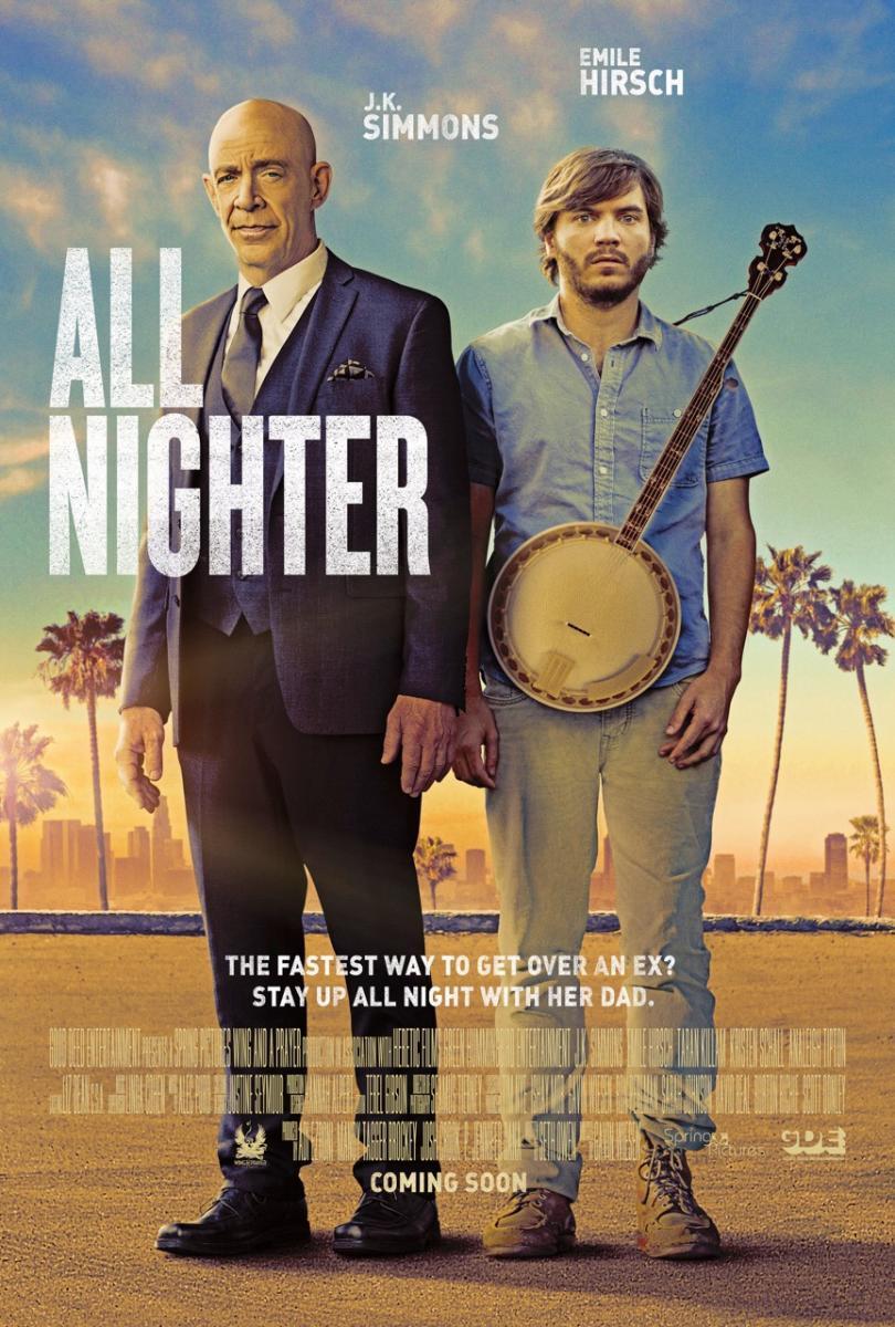 Una Noche Con Mi Exsuegro (BRRip Latino – Ingles 1080p) 2017