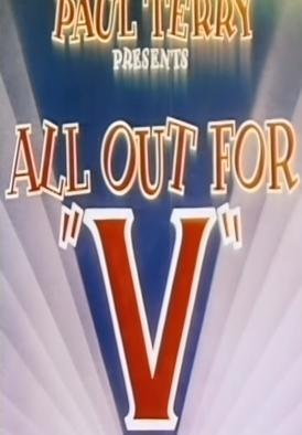 All Out for 'V' (C)