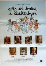 The Children of Bullerby Village