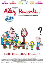 Allez raconte! (The Storytelling Show)