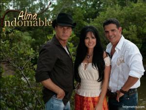 Alma indomable (Serie de TV)