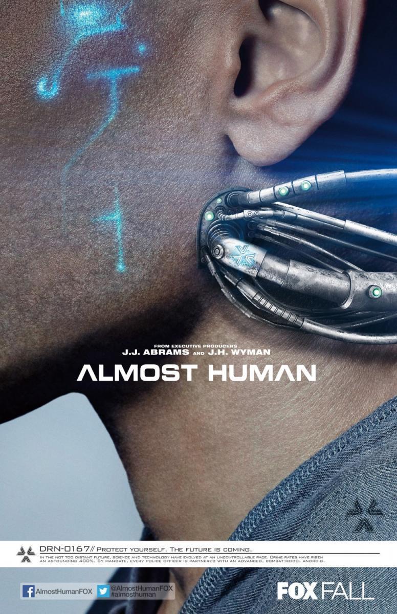 Almost Human (TV Series) (2013) - FilmAffinity
