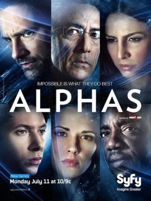 Alphas (Serie de TV)