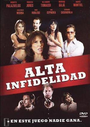 Alta infidelidad (Mujeres infieles 3)