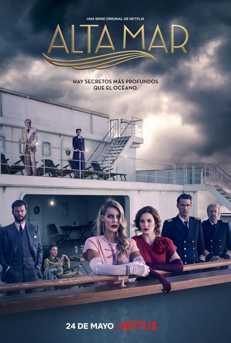 Alta mar (TV Series) (2019) - FilmAffinity