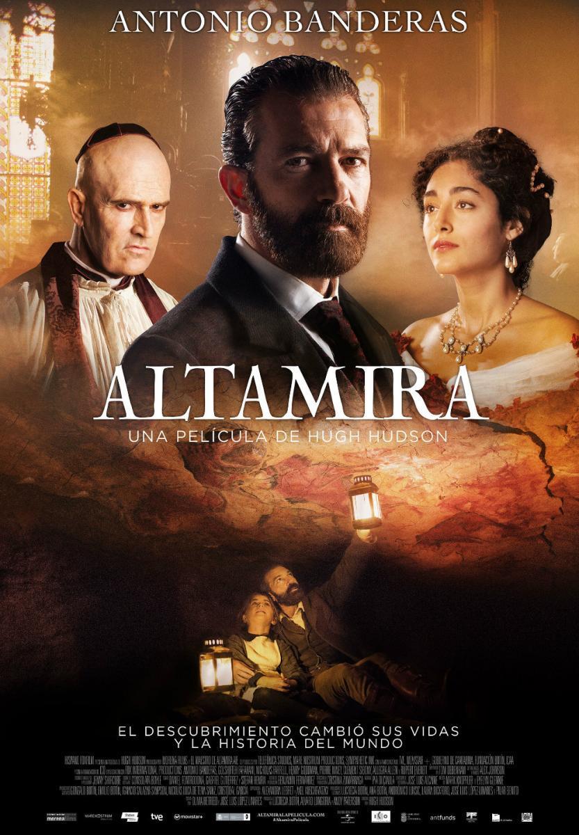 Altamira  2016  ...Film