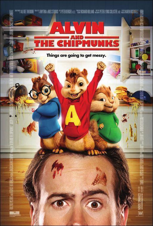 Saga – Alvin y las ardillas [1080p] [Latino-Ingles] [MEGA]