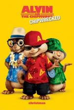 Alvin and the Chipmunks: Chip-Wrecked (Alvin and the Chipmunks 3)