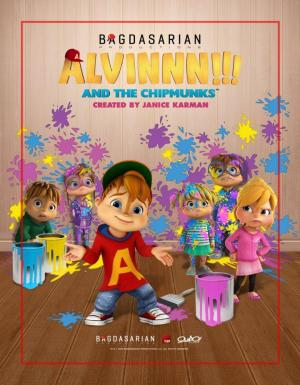 Alvinnn!!! And the Chipmunks (TV Series)