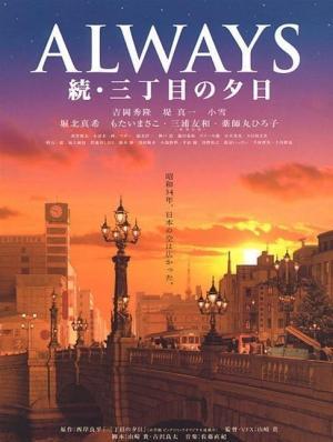 Always: Sunset on Third Street 2