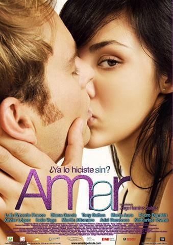 amar 855130696 large - ¿Ya lo Hiciste sin Amar? Dvdfull Español (2009) Romance Comedia