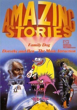 Dorothy y Ben (Cuentos asombrosos) (TV)