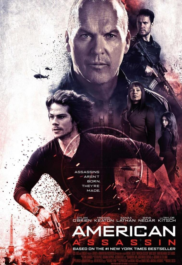 Asesino: Misión Venganza (2017) BRRip 1080p Latino – Ingles