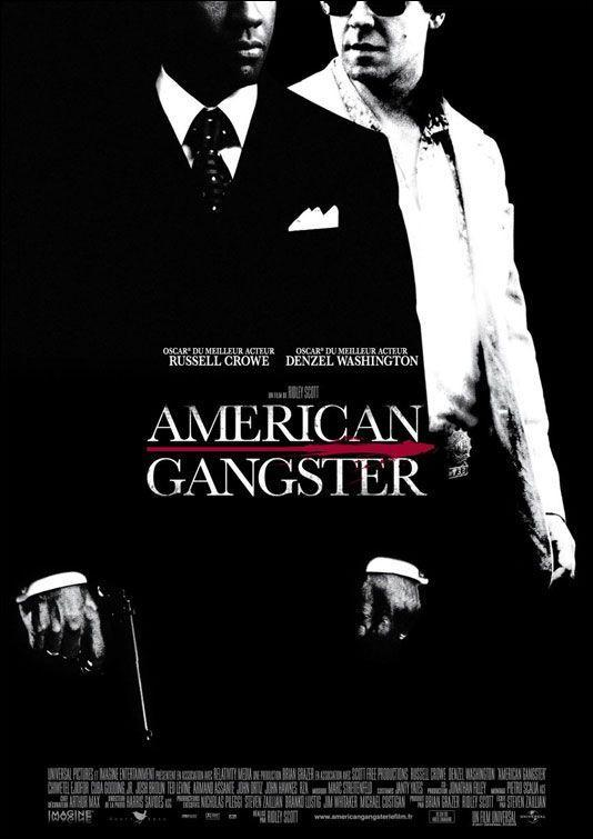 american gangster movie essay Meet the real frank lucas and richie roberts behind the american gangster true story see pictures of frank lucas and his wife julie as you discover the true story.