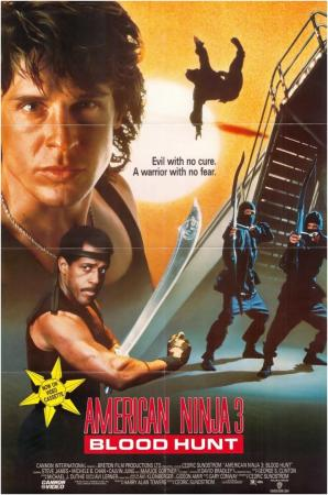 American Ninja 3: Blood Hunt