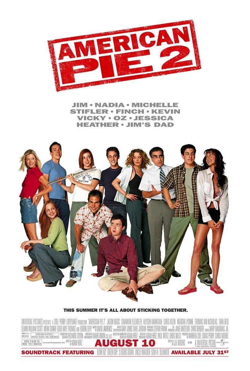 American pie 2: Tu segunda vez (2001) 720p Latino Gratis
