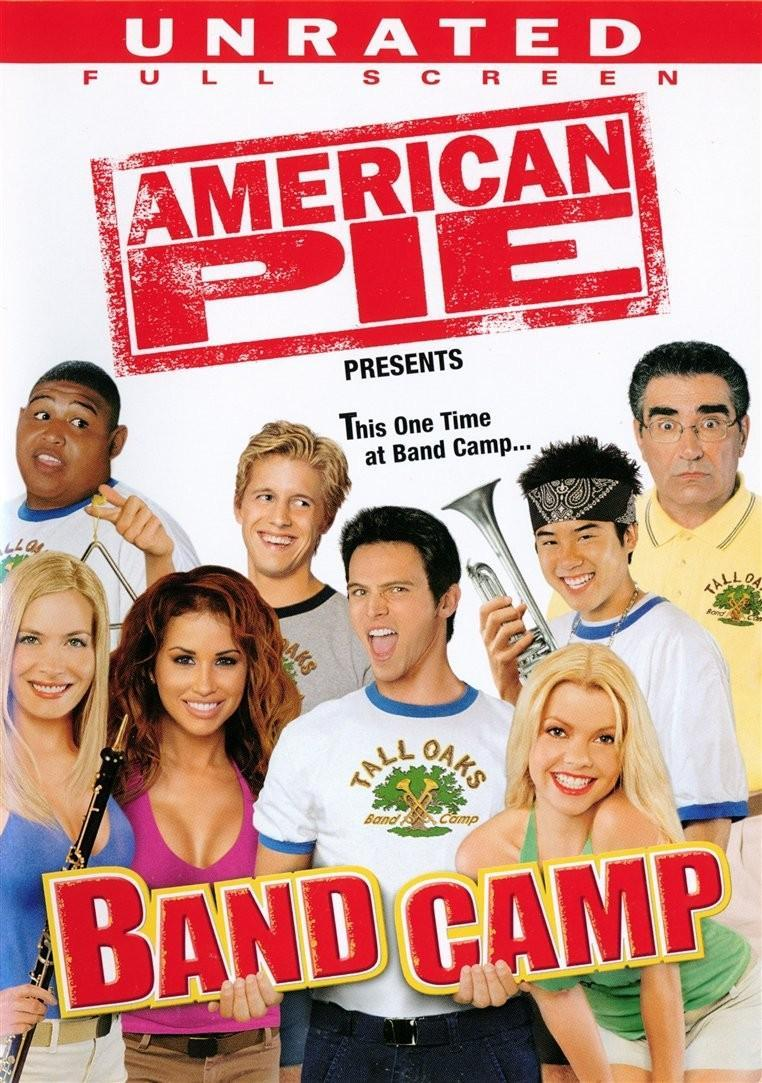 Imagen American Pie 4 : campamento de bandas (2007)