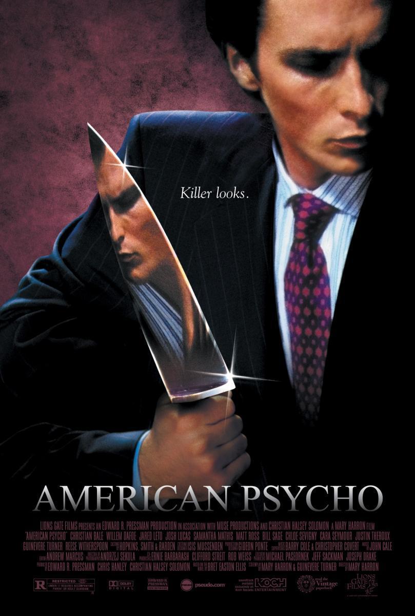 Psicópata americano [2000][Español Latino][1080p][MEGA]