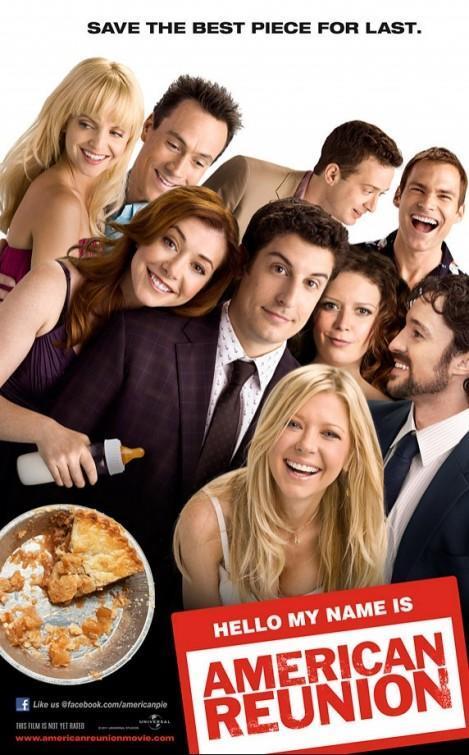 American Pie: El reencuentro (2012) ()