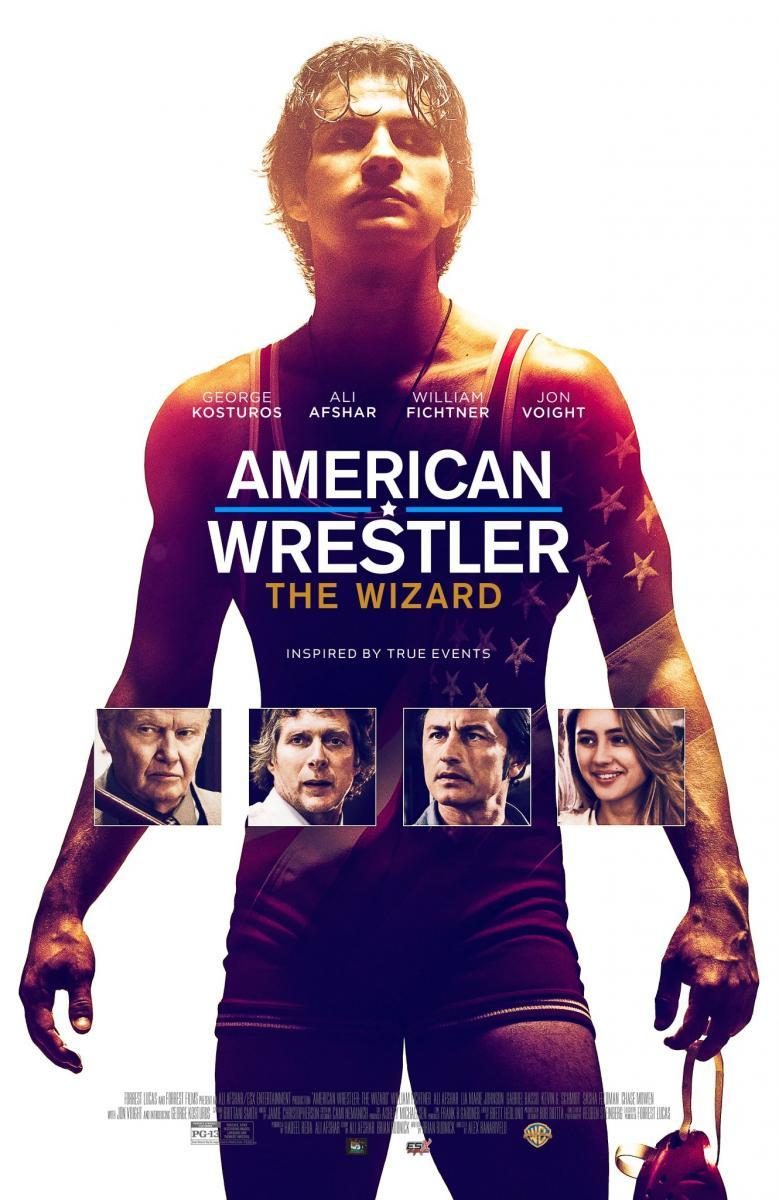 American Wrestler: The Wizard (BRRip Latino – Ingles 1080p) 2016