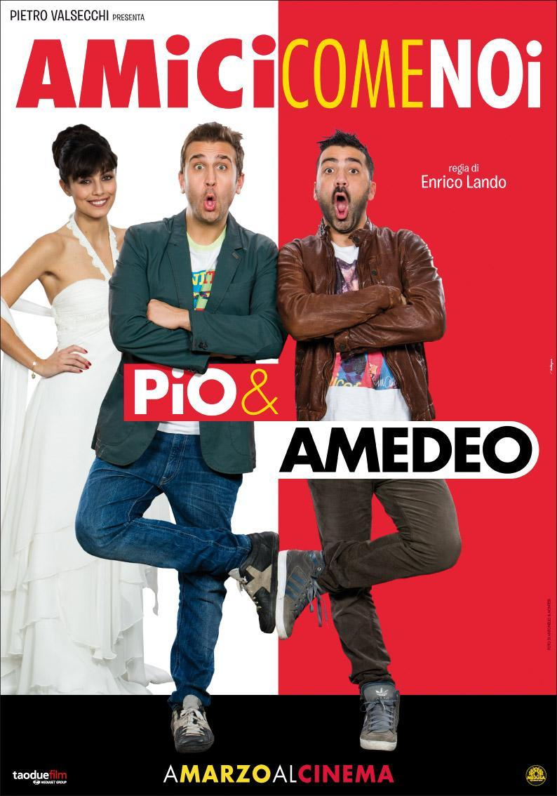 Amici come noi Streaming HD Gratis - ilGenioDelloStreaming