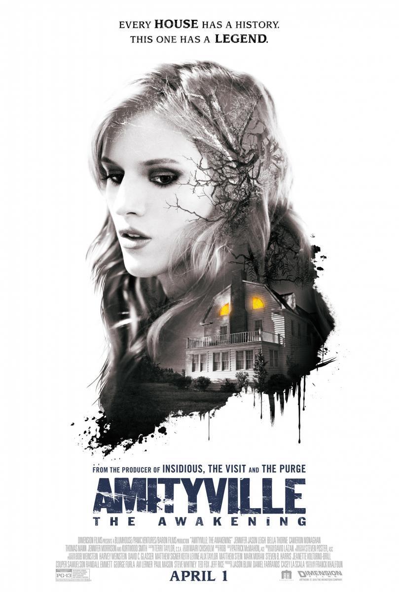 Amityville: El despertar (2017) 1080p Latino Gratis
