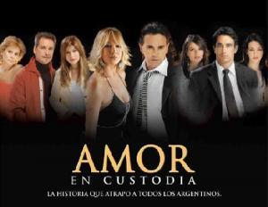 Amor en custodia (TV Series)