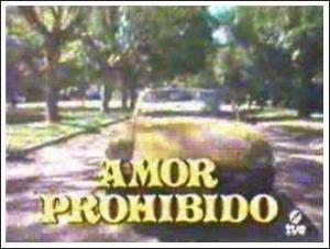 Amor prohibido (Serie de TV)
