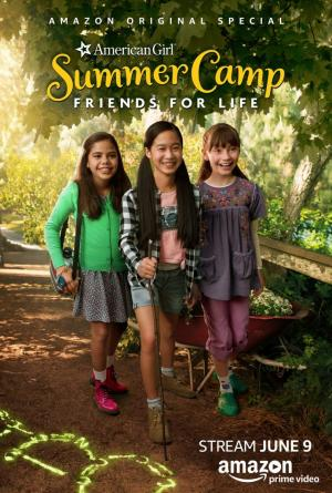 An American Girl Story: Summer Camp, Friends for Life (TV)