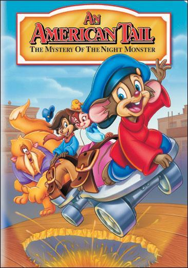 an american tail the mystery of the night monster 1999