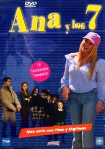 Ana y los siete (TV Series)