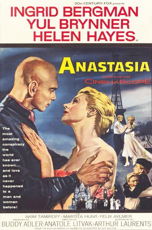 Anastasia [1956][Es España][1080p][MEGA]