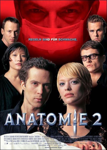 Anatomía 2 (2003) - FilmAffinity