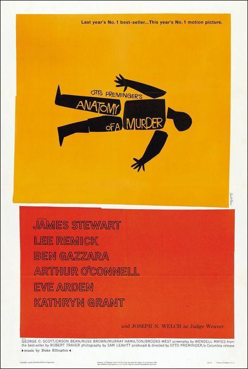Anatomía de un asesinato (1959) - FilmAffinity