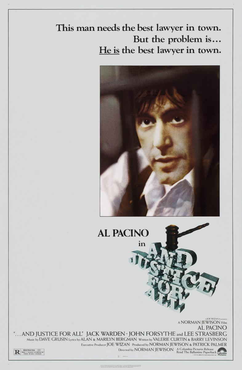 ...And Justice for All (1979) - FilmAffinity