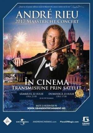 André Rieu: Concierto en Maastricht 2017