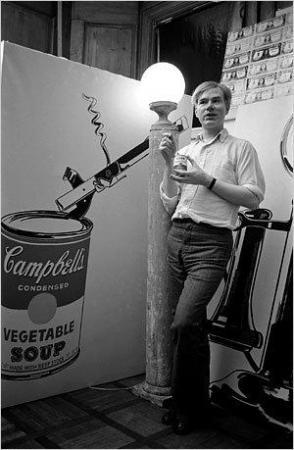 Andy Warhol, un profeta americano (TV)