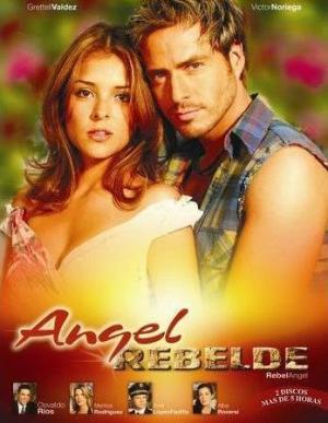 Ángel rebelde (TV Series) (Serie de TV)