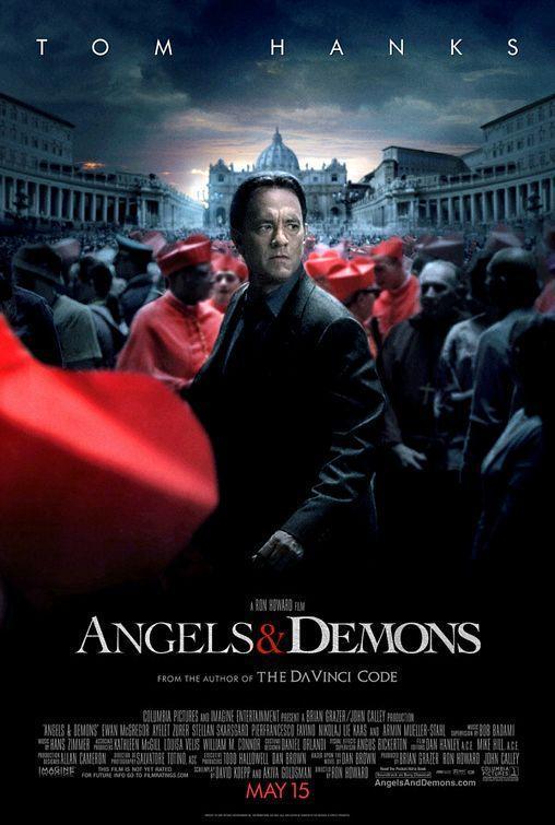 Imagen Angeles y Demonios (2009)